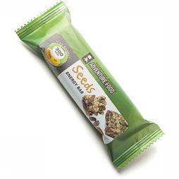 Adventure Food Barre Energy Bar Seeds Pas de couleur