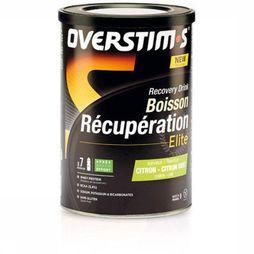 Overstim's Powder Hersteldrank Elite 420g Lemon No Colour