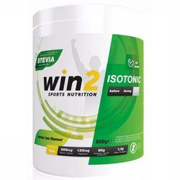 Win2 Powder Isotonic Lemon Tea 800g No Colour