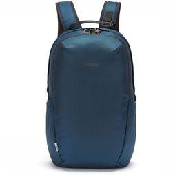 Pacsafe Anti Theft Vibe 25L Econyl Backpack dark blue