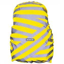 Wowow Reflective  Bag Cover Citylab light yellow/mid grey