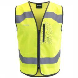 Wowow Mat Réflechissant Drone Safety Jacket Jaune Clair