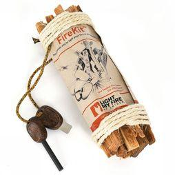 Light My Fire Feu Firekit Brun Clair