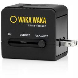 Waka Waka Adapteur Universel World Charger Noir