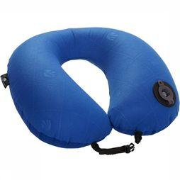 Eagle Creek Kussen Exhale Neck Pillow Middenblauw