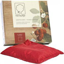Kersepitje Warming Pillow Classic mid red