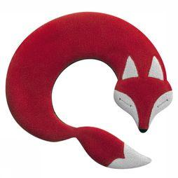 Leschi Warmtekussen Warming Pillow Noah The Fox Middenrood/Wit