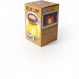 Suck UK Sunjar Solar Energy No Colour