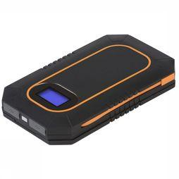 Xtorm Battery Loader Lava Solar Charger 6000mAh black/orange