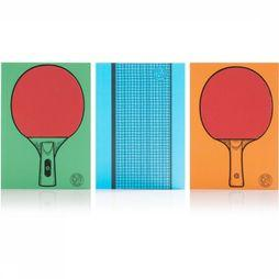 Gadget Table Tennis Notebooks