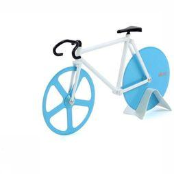 Doiy Gadget Pizza Cutter Fixie white/light blue
