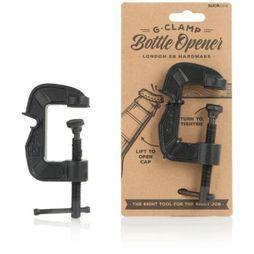 Suck UK Gadget G-Clamp Bottle Opener black