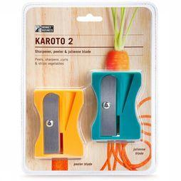 Monkey Business Gadget Karoto 2 Bleu Pétrole/Orange