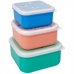 Sunnylife Gadget Kids Nested Containers Explorer Assortiment