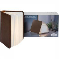 GINGKO Gadget Smart Booklight Small Brown Leather Donkerbruin