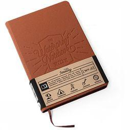 Luckies Gadget The Waterproof Notebook camel
