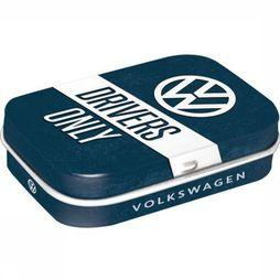 Nostalgic Art Gadget Drivers Only Peppermint Geen kleur