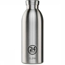 24Bottles Drinkfles Clima 500ml Zilver/Assortiment