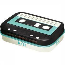 Nostalgic Art Gifts Mint Box Retro Cassette Geen kleur
