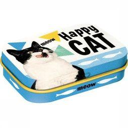 Nostalgic Art Gadget Happy Cat Peppermint Geen kleur