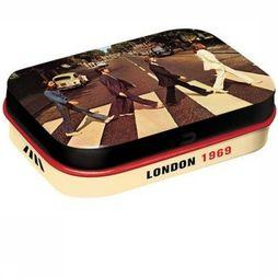 Nostalgic Art Gadget Beatles Abbey Road Peppermint Geen kleur