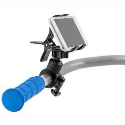Kikkerland Gadget Bike Phone Holder black