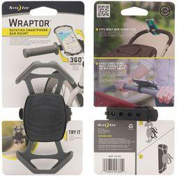 Gadget Wraptor Rotating Smartphone Bar Mount