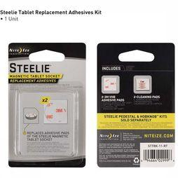 Nite Ize Steelie Tablet Replacement Kit Noir