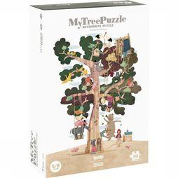 Jeu My Tree Puzzle