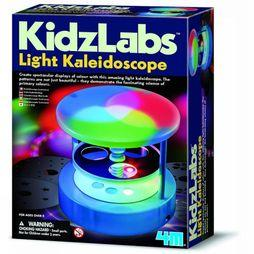 4M Spel Light Kaleidoscope Assortiment