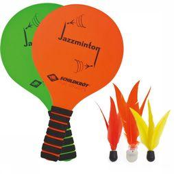 Schildkröt Toys Jazzminton Set orange/mid green