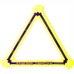 Aerobie Toys Boomerang Orbitter light yellow
