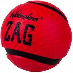 Waboba Toys Zag Bal 90mm mid red