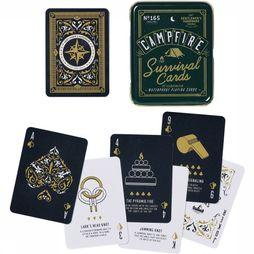 Gentlemen's Hardware Toys Campfire Survival Cards No Colour