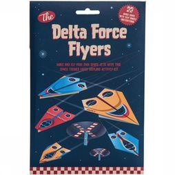 Clockwork Soldier Speelgoed Delta Force Flyers Assortiment