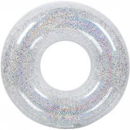 Sunnylife Speelgoed Pool Ring Glitter Zilver