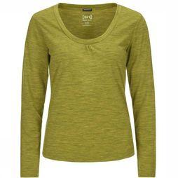 T-Shirt W Comfort Ls Top