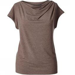 T-Shirt Essential Cowl Neck