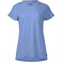 Bergans T-Shirt Oslo light blue
