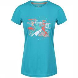Regatta T-Shirt Fingal IV Petrol