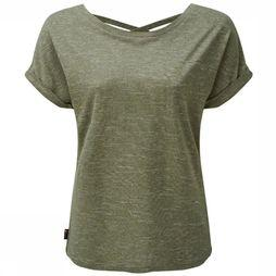 Sprayway T-Shirt Makrana light khaki