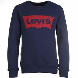 Levi's Kids Pullover Bat Wing dark blue