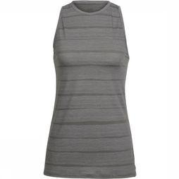 T-Shirt Aria Sleeveless Combed Lines