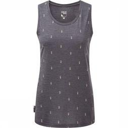 Sprayway Top Thistle Vest Gris Foncé