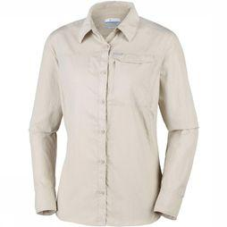 Columbia Shirt Silver Ridge LS sand