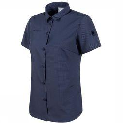 Mammut Shirt Aada SS dark blue