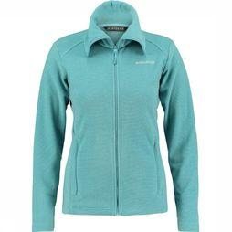 Ayacucho Fleece Crevasse High Collar light blue