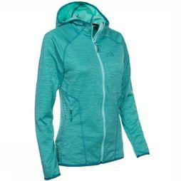 Millet Fleece Tweedy Mountain Turquoise