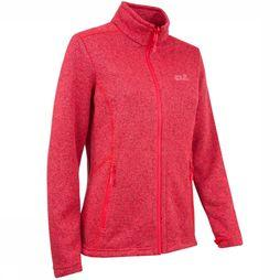 Jack Wolfskin Fleece Chelan Lichtrood