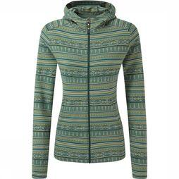 Sherpa Fleece Preetie green/Assortment